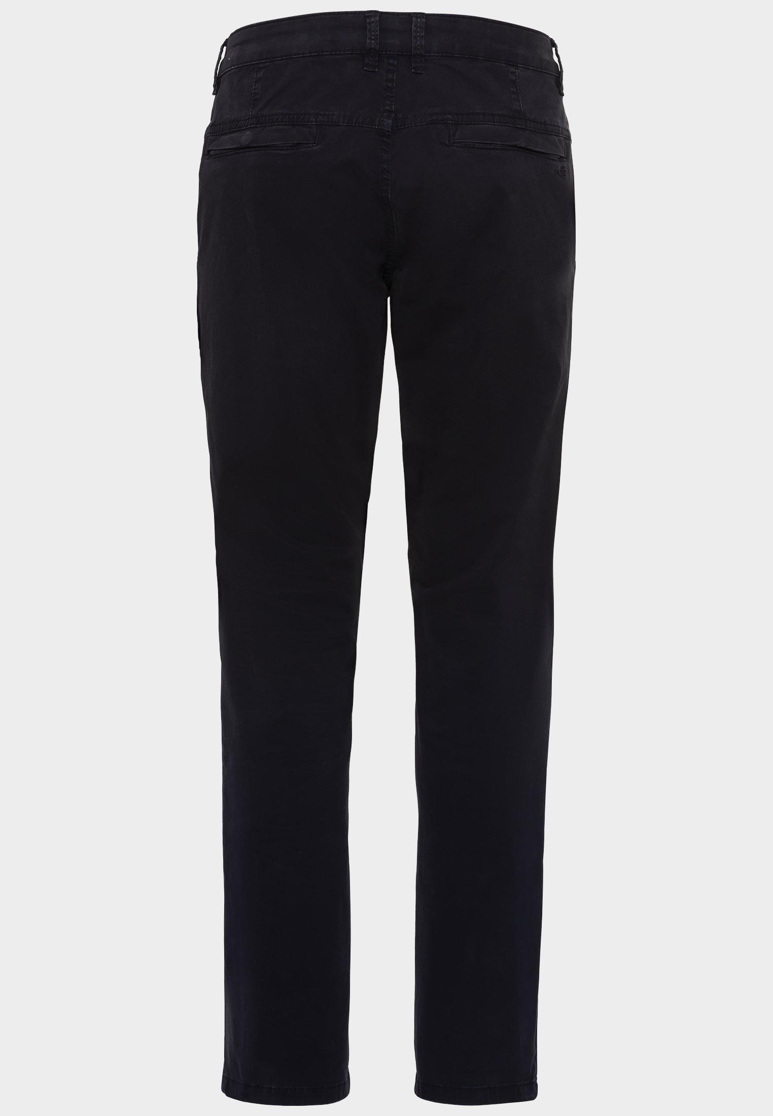 20595 Camel ACTIVE Herren Jeans Hose CHINO Straight Stretch black schwarz